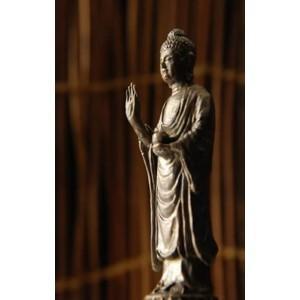 仏像 薬師如来 十二神将 薬師如来像 小 極小仏像 薬師如来立像