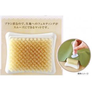 ブラシ状なので抵抗が少なく、スムーズに作業ができます。 製造国:日本 素材・材質:毛:ポリプロピレン...