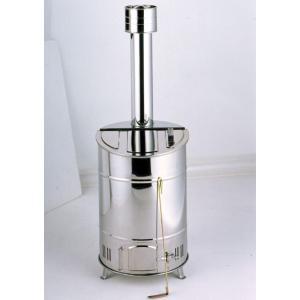 焼却炉 家庭用 ステンレス製 煙突 焼却炉 家庭用 ステンレス ドラム缶|pocketcompany