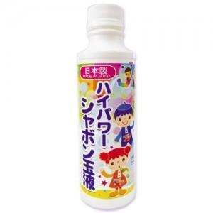 日本で開発された一度にたくさん作れるシャボン玉液です!! 製造国:日本 素材・材質:液:水、界面活性...