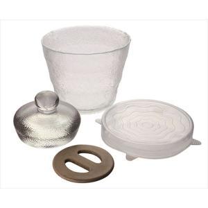 浅漬け 容器 ガラス 漬物 容器 漬物容器 ガラス ガラス製浅漬け容器 pocketcompany