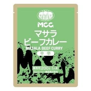 世界のカレーシリーズ マサラビーフカレー 中辛 10食セット