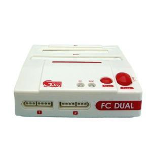 ファミコン互換機 スーパーファミコン互換機 本体 NEW FC DUAL|pocketcompany|02