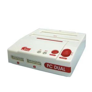ファミコン互換機 スーパーファミコン互換機 本体 NEW FC DUAL|pocketcompany|03