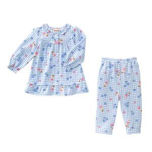 商品詳細 -Product detiles-    ミキハウスのガールズの長袖パジャマです。 使用し...