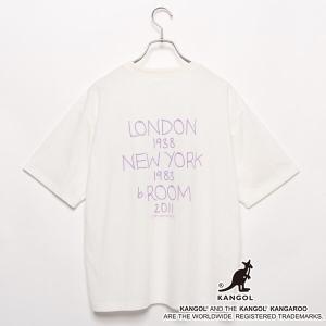ビールーム  YOUTH  KANGOLコラボ  ビッグシルエットTシャツ b-room 140cm-160cm [9901276]|pockybear