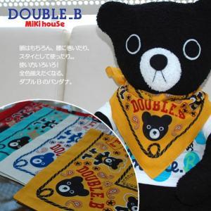 Double_B(ダブルB)★ブラックベア バンダナ[62-8101-608]