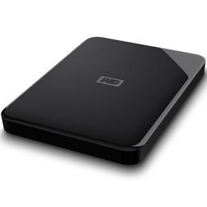 【在庫目安:お取り寄せ】IODATA  WDBEPK0020BBK-JESN ポータブルハードディスクドライブ「WD Elements SE Portable(2018年発売モデル)」 2TB