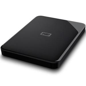 【在庫目安:お取り寄せ】IODATA  WDBEPK0010BBK-JESN ポータブルハードディスクドライブ「WD Elements SE Portable(2018年発売モデル)」 1TB