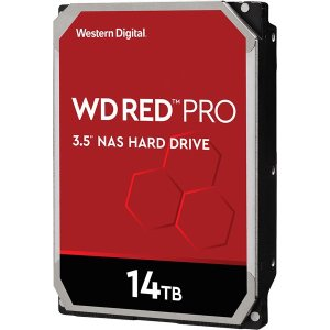 【在庫目安:お取り寄せ】 WESTERN DIGITAL WD141KFGX WD Red Proシ...
