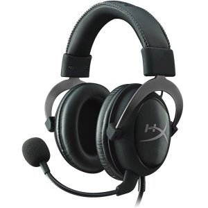 【在庫目安:お取り寄せ】キングストン  KHX-HSCP-GM HyperX Cloud II - Pro Gaming Headset (Gun Metal)|podpark