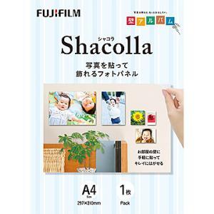 富士フイルム WD KABE-AL A4 『壁アルバム』用フォトパネル shacolla シャコラ 壁タイプ A4サイズ 単品の商品画像