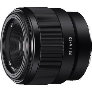 【在庫目安:お取り寄せ】 SONY(VAIO) SEL50F18F Eマウント交換レンズ FE 50...