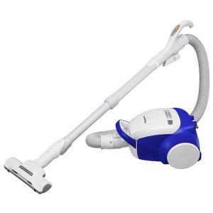 【在庫目安:お取り寄せ】 Panasonic MC-PB6A-A 家庭用電気掃除機 紙パック式 (ブ...