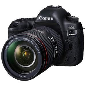 【在庫目安:お取り寄せ】Canon  1483C009 デジタル一眼レフカメラ EOS 5D Mark IV(WG)・EF24-105L IS II USM レンズキット|podpark