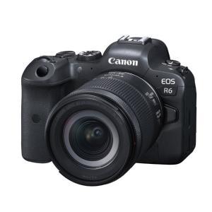 【在庫目安:お取り寄せ】 Canon 4082C021 ミラーレスカメラ EOS R6・RF24-105 IS STM レンズキット|podpark