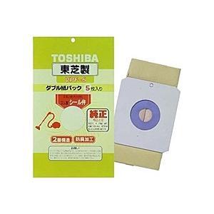 【在庫目安:お取り寄せ】 東芝 VPF-6 掃除機用補充用紙パック