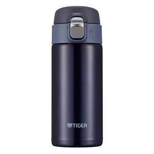 【在庫目安:お取り寄せ】 タイガー魔法瓶 MMJ-A362AJ ステンレスミニボトル <サハラマグ> 0.36L ネイビー|podpark