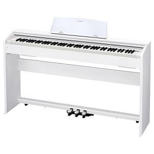 【在庫目安:お取り寄せ】 CASIO PX-770WE デジタルピアノ プリヴィア PX-770 ホ...