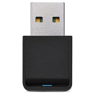 【在庫目安:あり】BUFFALO  WI-U2-433DMS エアステーション 11ac/ n/ a/ g/ b 433/ 150Mbps USB2.0用 無線LAN子機