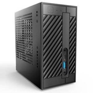 【在庫目安:お取り寄せ】ASRock  Desk Mini 110/B/BB Intel H110チップセット搭載 ベアボーンPC
