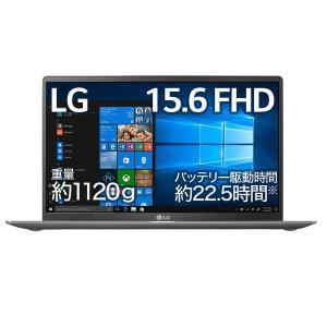【在庫目安:お取り寄せ】 LG電子 15Z90N-VA72J LG gram Z90N 2020年モ...