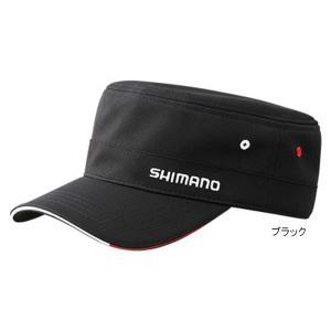 シマノ スタンダードワークキャップ CA-046S フリー ブラック(東日本店)