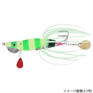 【現品限り】タカミヤ H.B concept オクトパスボンバーZ 4.0号 グリーンゼブラグロー(...