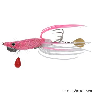 タカミヤ H.B concept オクトパスボンバーZ 4.0号 ピンクフルグロー(東日本店)