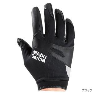 ジギング グローブ L ブラック【ゆうパケット】