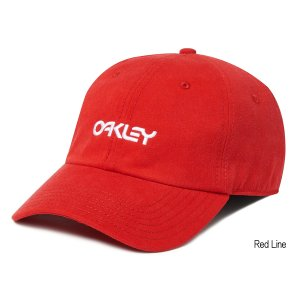 6 PANEL WASHED COTTON HAT 912029-465 フリー Red Line|point-i