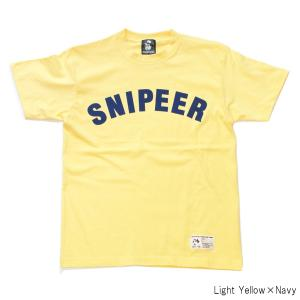 スナイパー ARCH SNP-T051-LY XL Light Yellow×Navy|point-i