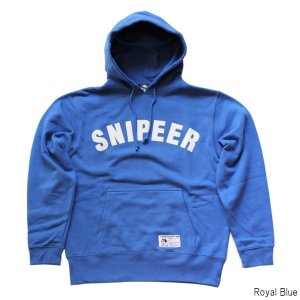 スナイパー ARCH PARKA SNP-HP0011-BL L Royal Blue|point-i