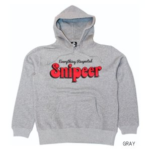 スナイパー S-LIDER PARKA SNP-HP0012-G L GRAY|point-i