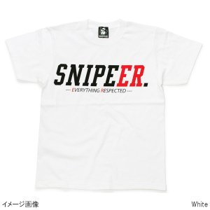 スナイパー E.R. SNP-T055-W M White|point-i