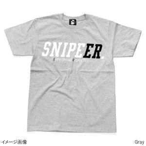 スナイパー E.R. SNP-T055-G L Gray|point-i