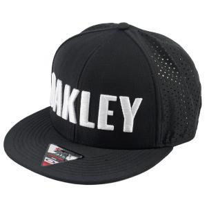 OAKLEY PERF HAT 911702-02E BLACKOUT|point-i