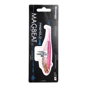 メガバス  [環境美化協力商品] タイプシンキング ●カラー:ピンクイワシ ●全長:100mm ●自...