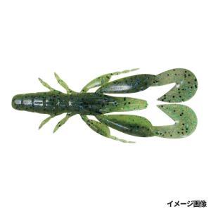 ジャッカル チャンクロー 4インチ メロンギル/チャート【ゆうパケット】
