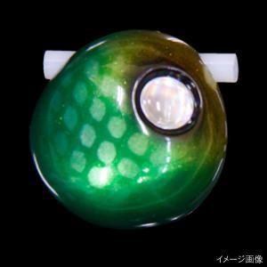 ジャッカル ビンビン玉スライド156g(TGヘッド) メタルグリーン|point-i