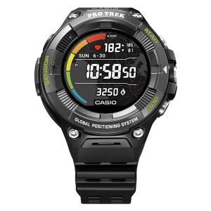 カシオ 腕時計 スマートウォッチ PRO TREK Smart WSD-F21HR-BK ブラック