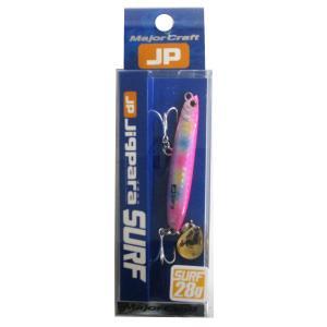 メジャークラフト ジグパラ サーフ 28g #052(ピンク...