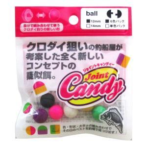 アルファタックル ジョイントキャンディー ボール 12mm point-i