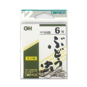 オーナー ぶどう虫 6号 茶【ゆうパケット】