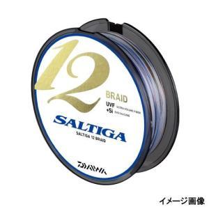 ダイワ ソルティガ 12ブレイド 400m 6号 スーパーホワイト/ブルー/オレンジ/パープル/グリーン|point-i