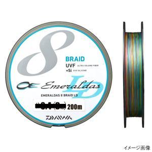 ダイワ UVF エメラルダスセンサー 8ブレイドLD+Si 200m 0.5号 ブルー/ピンク/グリーン/パープル/オレンジ|point-i