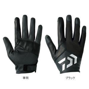 ダイワ ジギンググローブ DG-71008 XL ブラック【ゆうパケット】 point-i