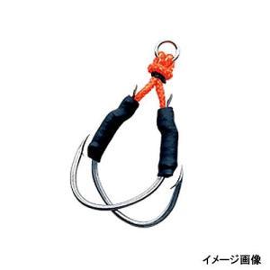 ダイワ ソルティガ ライトアシストフックSS リアショートツイン #1【ゆうパケット】...