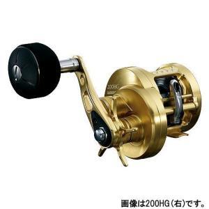 シマノ オシア コンクエスト 200HG(右) point-i