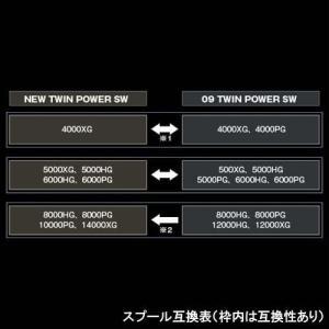 シマノ ツインパワーSW 8000HG|point-i|02